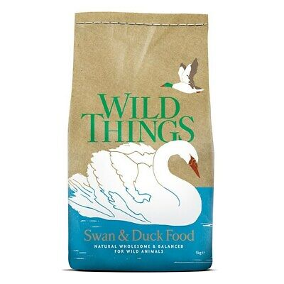 Wild Things Swan & Duck Food | Birds