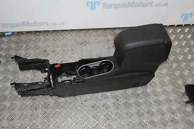 MK7 Ford Fiesta ST-line Centre console arm rest with cup holders