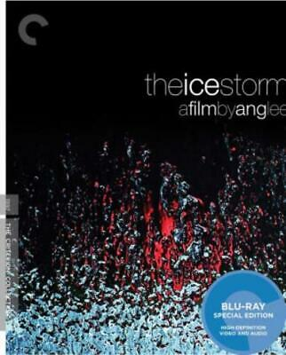 CRITERION COLLECTION: THE ICE STORM (Region A BluRay,US Import,sealed.)