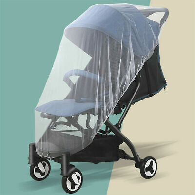 Baby Kid Stroller Pushchair Buggy Pram Mosquito Fly Insect Net Cover Baby OW