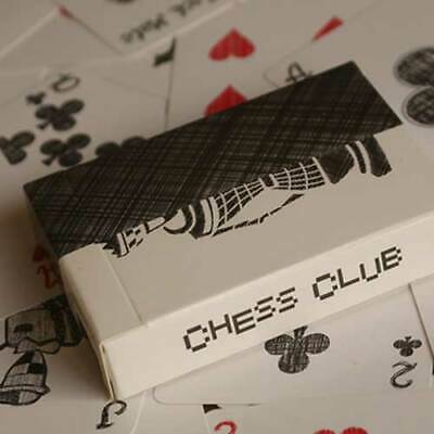 Mazzo di carte Chess Club Limited Edition Playing Cards by Magic Encarta
