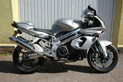 Aprilia 'Falco' SL1000 - 2001 / X Reg - Gorgeous, Two Owners from New - Only 11k