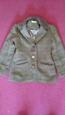 Girls Monsoon Jacket 5-6 years