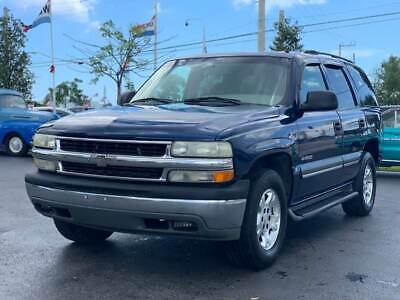 2003 Chevrolet Tahoe Base 4dr SUV 2003 Chevrolet Tahoe Base 4dr SUV Extra Clean Leather  Florida Owned L@@K