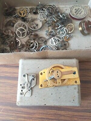Watch / Clockmakers Spares