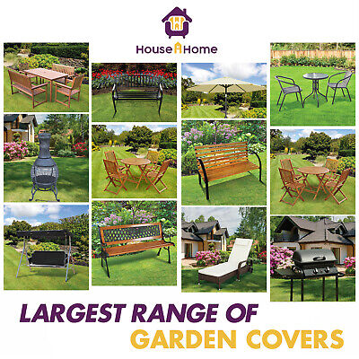 Waterproof Outdoor Garden Furniture Covers Patio Bbq Table Chair Bench Hammock