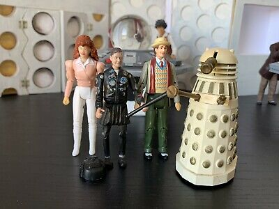 Dapol Doctor Who Figures. 7th Doctor Axe Mel Dalek
