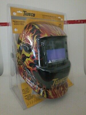 Tweco Auto-darkening Welding Helmet - NEW SEALED