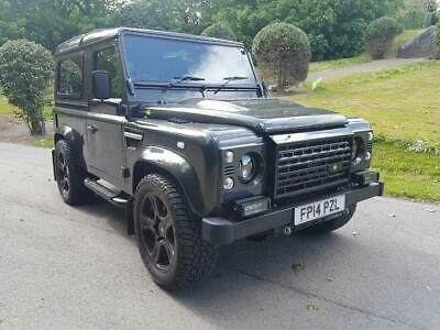 2014 Land Rover Defender 90 County V8 6.2L Six Speed Auto