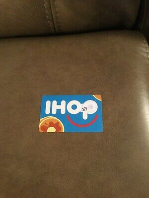 $25 Ihop Physical Gift Card