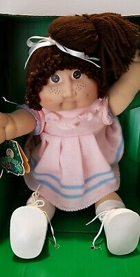 1984 Cabbage Patch Kid / Made in Spain by Jesmar w/birth certificate & wrist tag