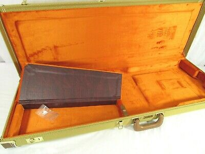 Fender Guitar Case Fender Tweed RI Stratocaster Telecaster Hardshell Guitar Case