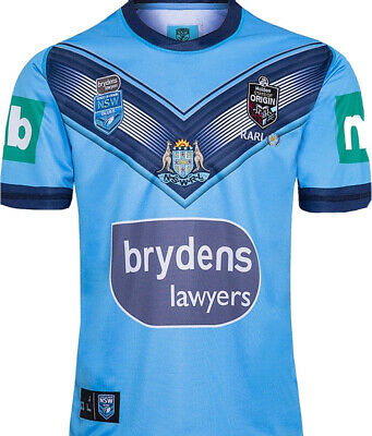 2020 NRL New South Wales Rugby League Shirt ( Brand New) Medium Mens