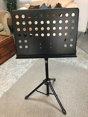 Music Stand with folding tripod base - Solid, made by Fort