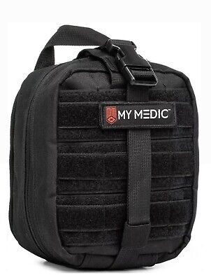 My Medic Basic First Aid MYFAK Kit Water Resistant Medical Emergency Bag NEW A1