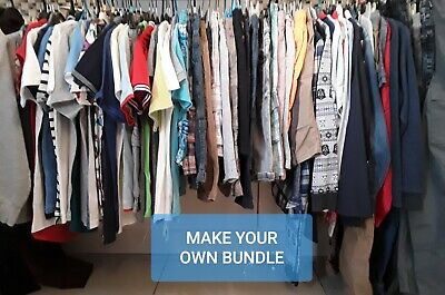 Boys 9/10 Years Clothes Makes Your Own Bundle T Shirts Shorts Jeans (Mostly Next