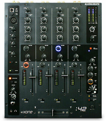 Allen & Heath Xone 42 Mixer Only Used at Home Very Excellent Shape