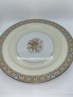 """Outstanding Noritake 657 Claire Japan Large 12"""" Serving Platter Plate"""