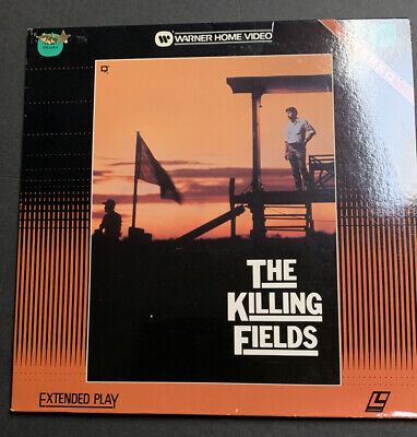 The Killing Fields Laserdisc