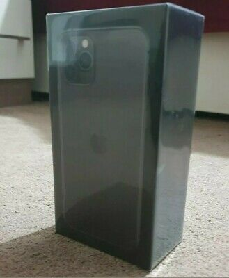 SEALED Apple iPhone 11 Pro Max - 64gb - Space Grey (Unlocked) A2218