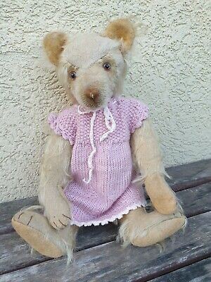 Craemer Teddy, antique teddy bear