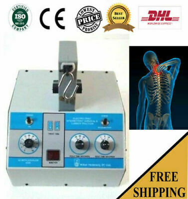 Pain Therapy Physiotherapy Unit Cervical & Lumber Traction Machine NMOG