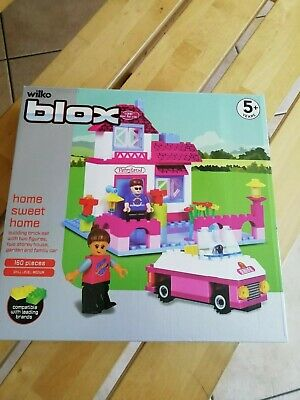 Blox Home Sweet Home & Garden Party building kit 2 kits