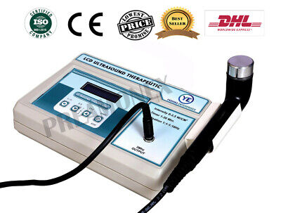Best 3 Mhz Frequency Professional Home Use Ultrasound Therapy Unit