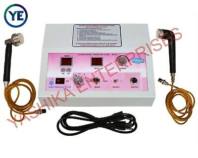 Ultrasonic Ultrasound Therapy 1&3 Mhz dual frequency pain relief management T