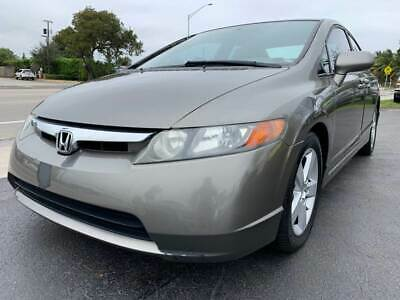 2006 Honda Civic EX 4dr Sedan w/Automatic 2006 Honda Civic EX 4dr Sunroof Extra Clean Drives Great Florida Owned WOW L@@K
