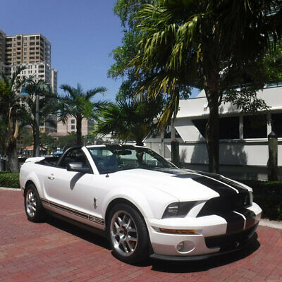 2008 Ford Mustang SHELBY GT500 2008 Ford Mustang Shelby GT500 Convertible 1 of 59 in this Color Combination