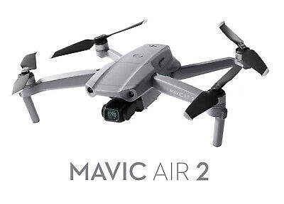 DJI Mavic Air 2 Kameradrohne 48MP 8K Hyperlapse Multicopter Quadrocopter Drone