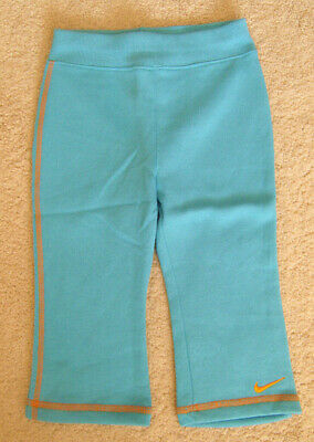 New Girls Turquoise Nike Jogging Bottoms/Jog Pants Age 18 Months