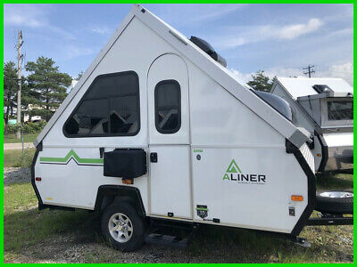 2020 Aliner Scout Park (W/AC, Frig And Sink) New