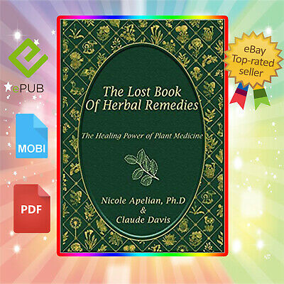 NEW The Lost Book of Herbal Remedies by Claude Davis🔥[P-D-F]🔥 Fast Delivery📥