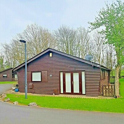 2 Bedroom Residential Holiday Lodge Home No Chain