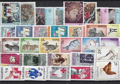 Albania Stamps Ref 15827