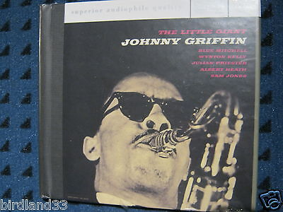 "Johnny Griffin ""The Little Giant""  XRCD 20bit K2"