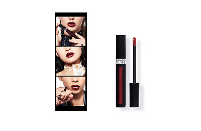 Christian Dior Rouge Dior Liquid Lip Stain Full Size New - 979 Poison Metal