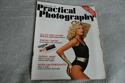 Practical Photography Magazine. August 1980.