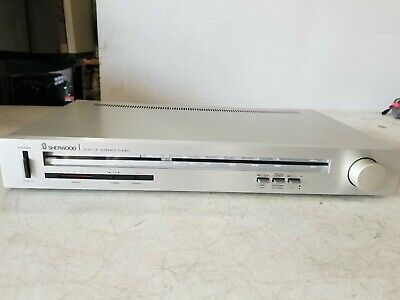 Sherwood S-41CP AM/FM Stereo Tuner