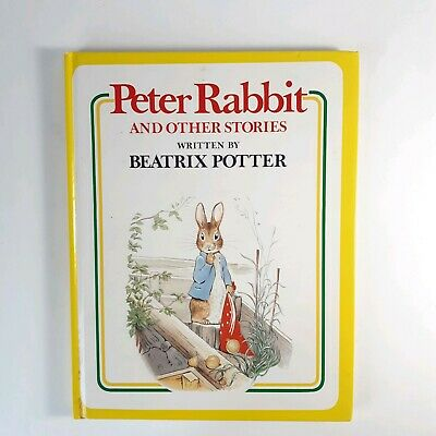 Vintage Peter Rabbit and Other Stories by Beatrix Potter Hardcover