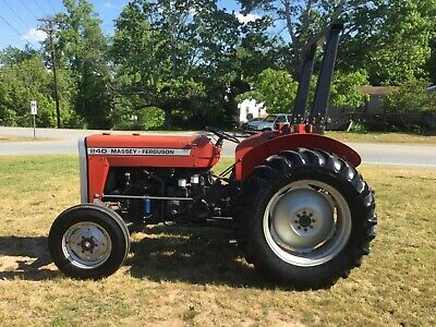 Nice Massey Ferguson 240 2WD Diesel Tractor with Only 1515 Hours