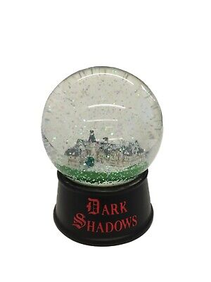 Dark Shadows Musical Snow Globe - BRAND NEW!