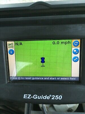 Trimble EZ Guide 250 with AG15 Antenna