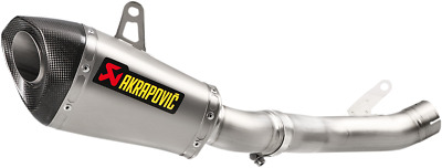 NEW AKRAPOVIC L-K10SO7T Link Pipes