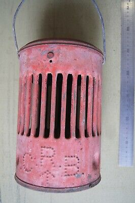 CRB Red Road Lamp