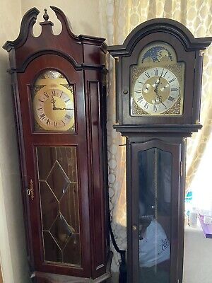 Westminster Grandfather Clock This is For 2 Clocks