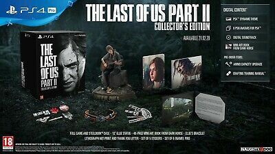 The Last Of Us Part 2 Collector's Edition PS4 Pre Order