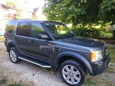 land rover discovery 3 2.7 tdv 6